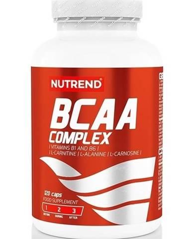 BCAA Complex - Nutrend 120 kaps.