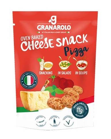 Groksi! Novelo Snack 24 g pizza