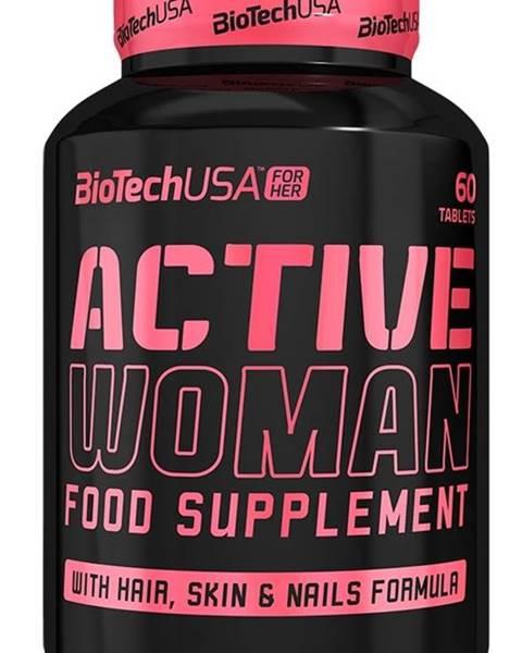 Biotech USA Biotech Active Woman 60 tabliet