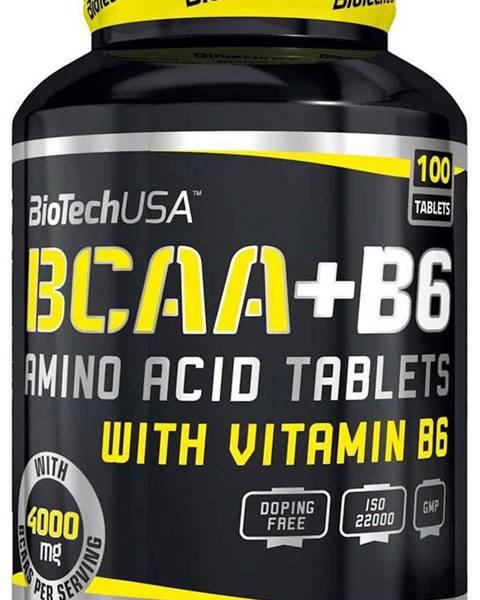 Biotech USA Biotech BCAA + B6 100 tabliet