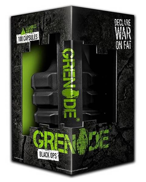 Grenade Grenade Black Ops 100 kapsúl