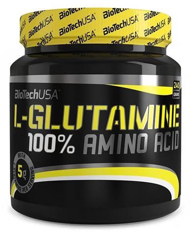 Biotech 100 % L-Glutamine 240 g