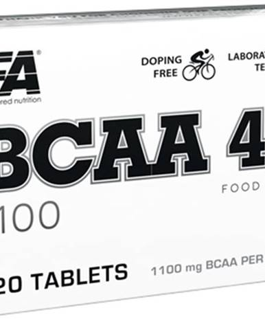Fitness Authority BCAA 4:1:1 120 tabliet