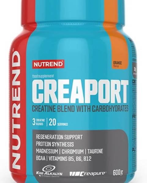 Nutrend Nutrend Creaport 600 g variant: pomaranč