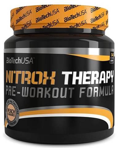 BioTech USA BioTech Nitrox Therapy 340 g variant: broskyňa