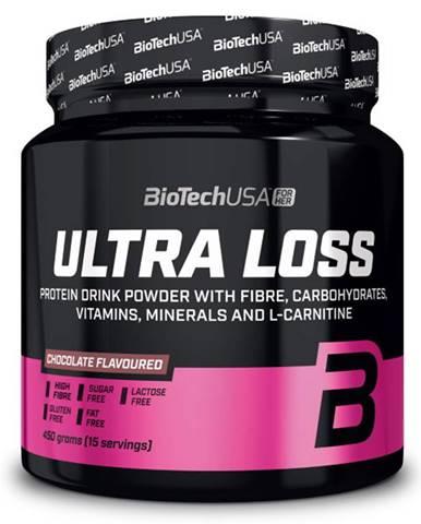 BioTech USA BioTech Ultra Loss Shake 450 g variant: čokoláda