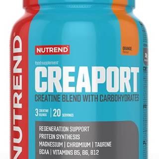 Nutrend Creaport 600 g variant: pomaranč