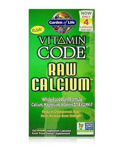 Vitamin Code RAW Vápník 120 kapsúl