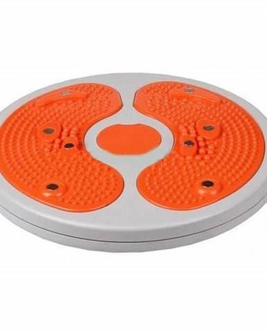 Rotana s magnety - velká 801 - Oranžová