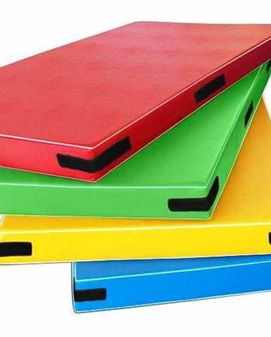 Žíněnka STANDARD Light 200x100x5 cm červená - Zelená