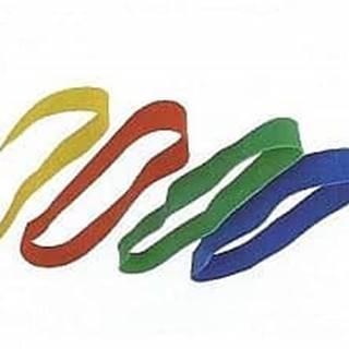 Posilovací guma AEROBIK TONE LOOP žlutá - Žlutá