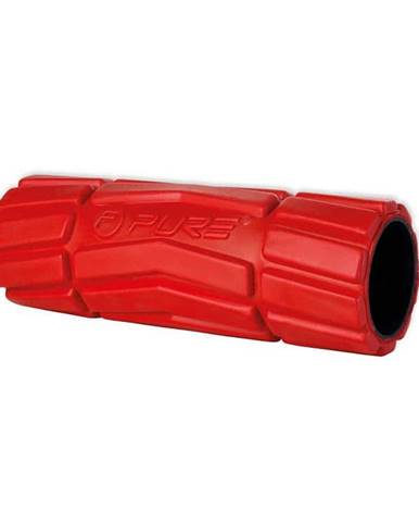 Masážní válec P2I 36x14 cm - Červená