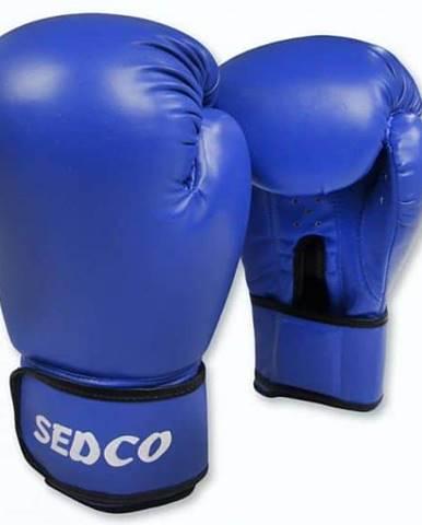 Box rukavice SEDCO competition TREN. 16 OZ - Modrá