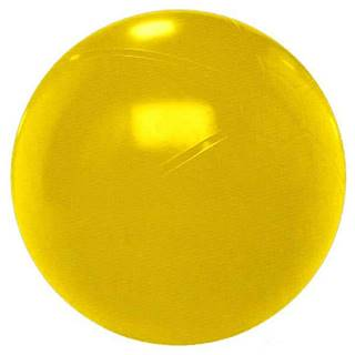 Gymnastický míč SEDCO EXTRA FITBALL 55 cm - Žlutá
