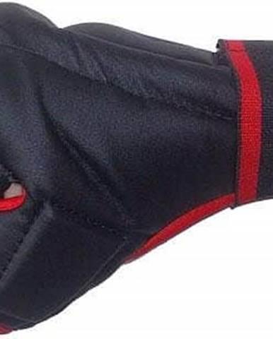 Rukavice Kung-fu PU597 EFFEA velikost L, M, S, XL červeno/černé - Velikost XL