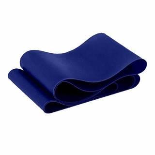 Odporová aerobic guma SEDCO 104x15 cm - 0.65 mm - Tmavě modrá