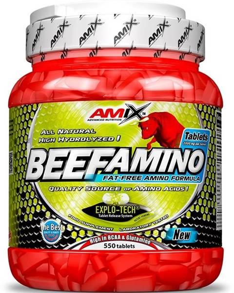 Amix Nutrition Amix Beef Amino 550 tabliet