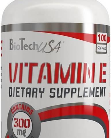 Biotech Vitamín E 100 kapsúl