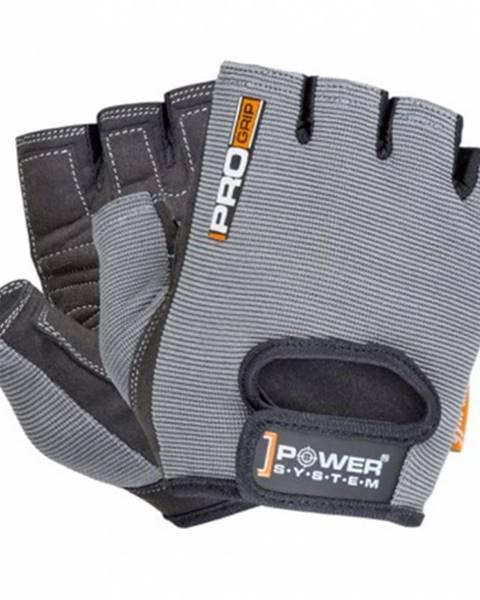 Power System Power System Rukavice Pro Grip sivé variant: L