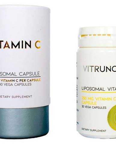CureSupport Liposomal Vitamin C 250 mg 30 kapsúl