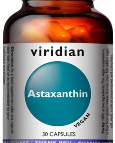 Viridian Astaxantín 30 kapsúl