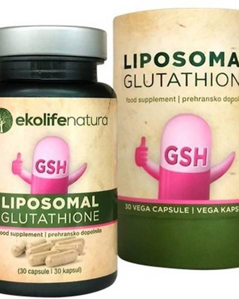 Ekolife Natura Ekolife Natura Liposomal Glutathione 30 kapsúl