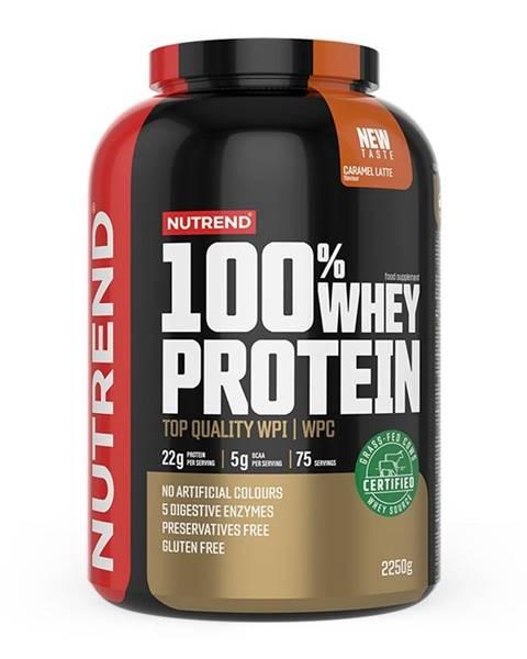 Nutrend Nutrend 100 % Whey Protein 2250 g variant: ananás - kokos
