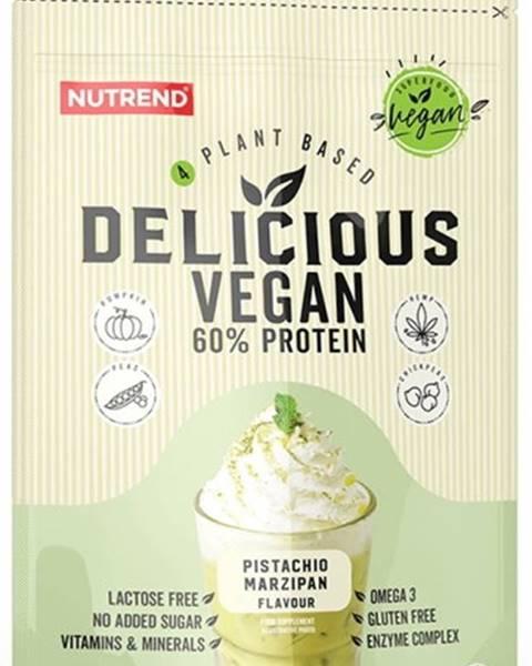 Nutrend Nutrend Delicious Vegan Protein 450 g variant: čokoláda - lieskový oriešok