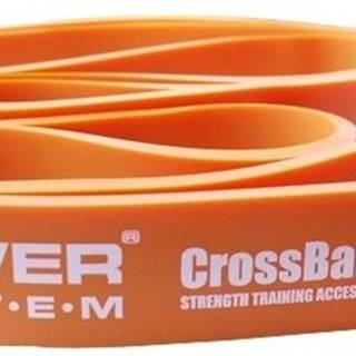 Power System Posilňovacia guma Cross Band Level 2 variant: oranžová