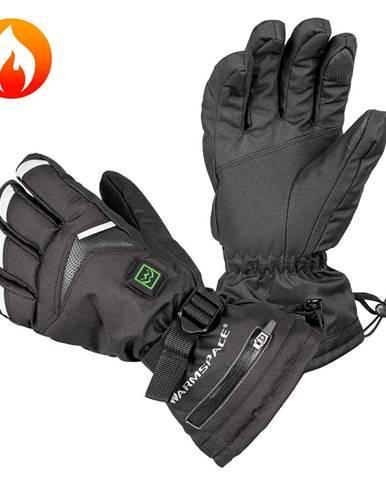 Univerzálne vyhrievané rukavice W-TEC Keprnik šedá - M