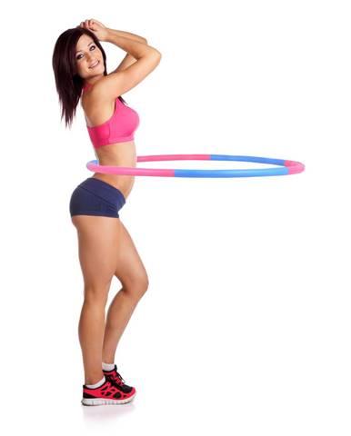 Obruč Hula Hoop Spartan Massage Reifen 91 cm