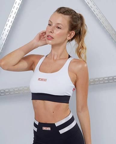 LABELLAMAFIA Športová podprsenka All Sports White  S