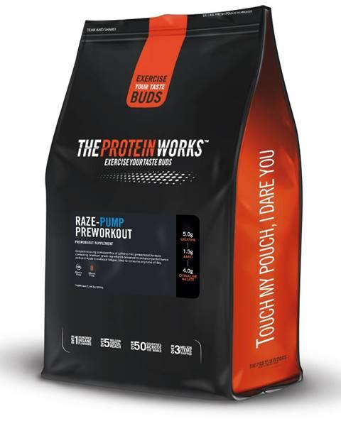 The Protein Works TPW Raze-Pump™ Preworkout 250 g klasická cola