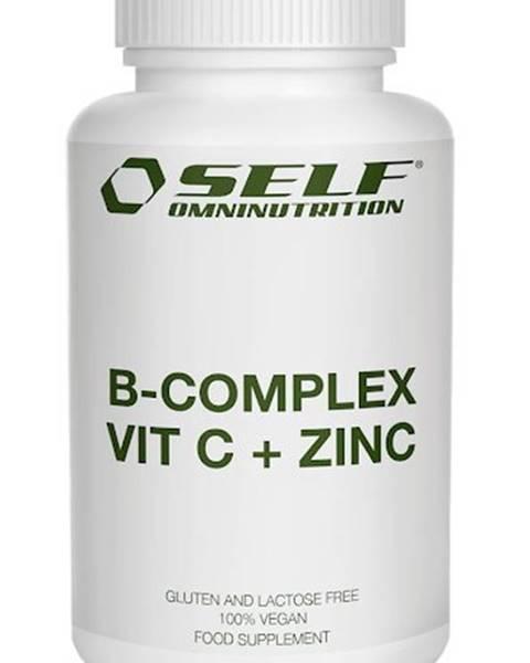 Self OmniNutrition B-COMPLEX VIT C + ZINC - Self OmniNutrition 120 kaps.