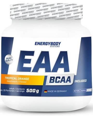EnergyBody EAA 500 g variant: ľadový čaj - broskyňa