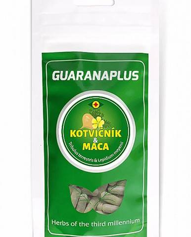Guaranaplus Kotvičník Zemný + Maca Mix 50/50 100 kapsúl