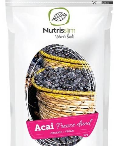 Nutrisslim BIO Acai Berry Powder 60 g