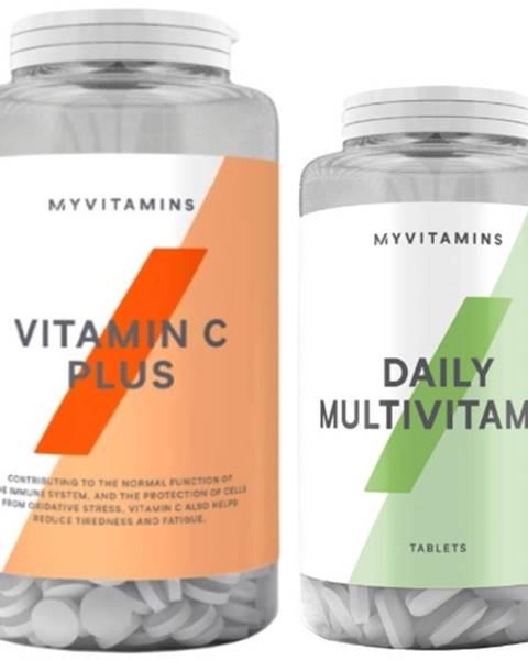 MyProtein MyProtein Vitamín C with Bioflavonoids&Rosehip 180 tabliet