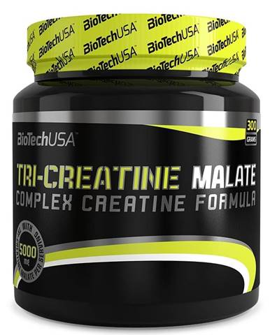 Biotech Tri-Creatine Malate 300 g