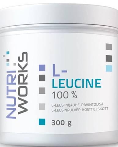 NutriWorks L-Leucine 300 g