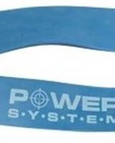 Power System Gumička na cvičenie Resistance Band Loop modrá farba