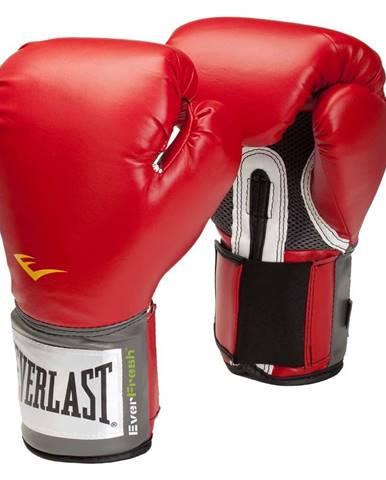 Boxerské rukavice Everlast Pro Style 2100 Training Gloves červená - S (10oz)