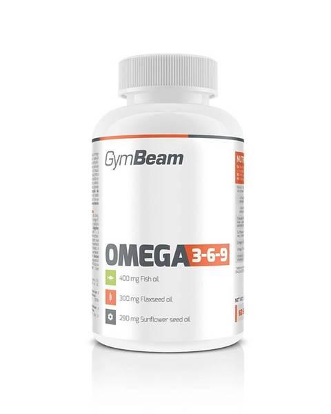 GymBeam GymBeam Omega 3-6-9 120 kaps.
