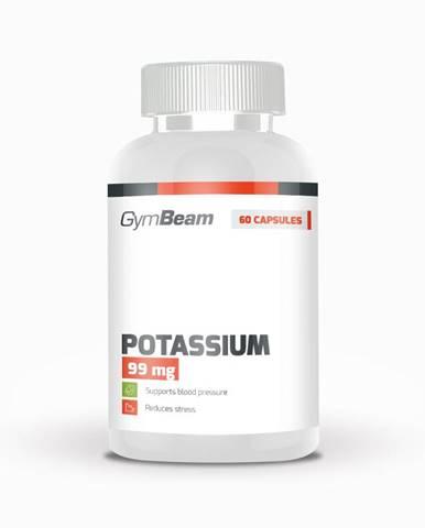 GymBeam Potassium 60 kaps.