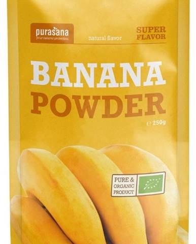 Purasana Banana Powder BIO 250g