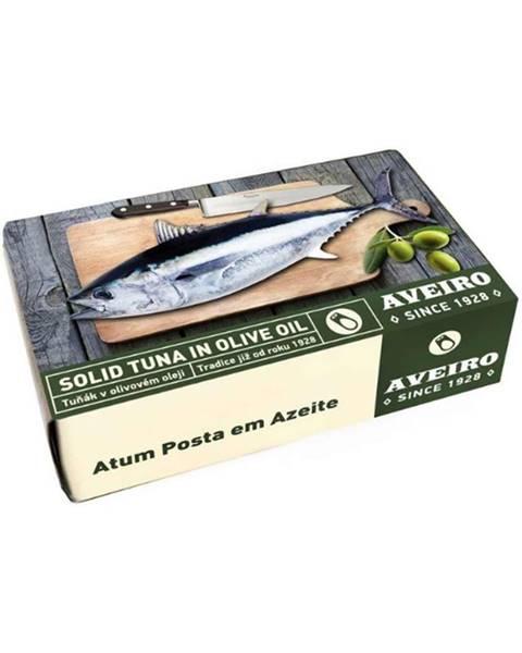 Aveiro Aveiro Tuniak v olivovom oleji 120 g tuniak v olivovom oleji
