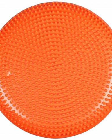 LS3226 balanční podložka, 33cm barva: oranžová;průměr: 33 cm