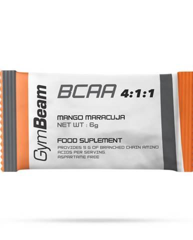 GymBeam Vzorka BCAA 4:1:1 Instant 6 g čierne ríbezle