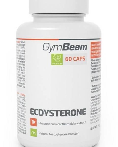 GymBeam Ecdysterone - GymBeam 60 kaps.
