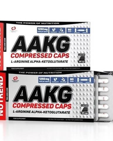 AAKG Compressed Caps - Nutrend 120 kaps.